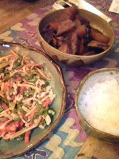今日の料理2
