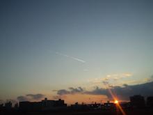 小谷建仁のBlog-ひこうき雲